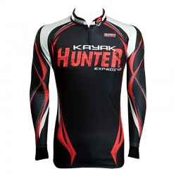Camiseta de Pesca BRK Kayak Hunter