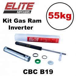 Kit Gás Ram Inverter Fresado Elite Airguns 55kg CBC B19 2019