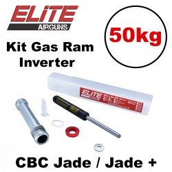 Kit Gás Ram Advanced Elite Airguns 50kg CBC Jade / Jade Mais 2019 Inverter