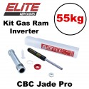 Kit Gás Ram Advanced Inverter Elite Airguns 55kg CBC Jade Pro