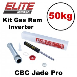 Kit Gás Ram Advanced Elite Airguns 50kg CBC Jade Pro 2019 Inverter