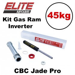 Kit Gás Ram Advanced Elite Airguns 45kg CBC Jade Pro 2019 Inverter