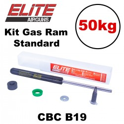 Kit Gás Ram Standard Elite Airguns 50kg CBC B19 2019