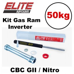 Kit Gás Ram Advanced Elite Airguns 50kg CBC GII 2019 Inverter