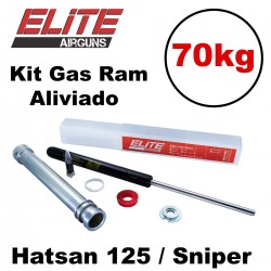 Kit Gás Ram Advanced Elite Airguns 70kg Hatsan 125 / Sniper