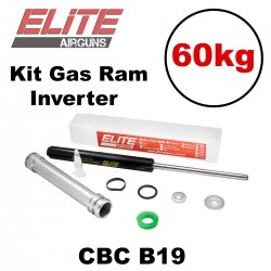 Kit Gás Ram Advanced Elite Airguns 60kg CBC B19 Inverter