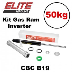 Kit Gás Ram Advanced Elite Airguns 50kg CBC B19 Inverter