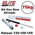 Kit Gás Ram Advanced Elite Airguns 75kg Hatsan 135 150 155