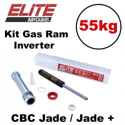 Kit Gás Ram Advanced Elite Airguns 55kg CBC Jade / Jade Mais Inverter
