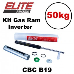 Kit Gás Ram Inverter Fresado Elite Airguns 50kg CBC B19