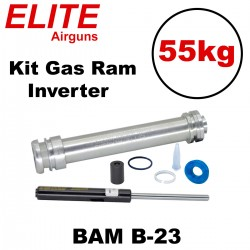 Kit Gás Ram Advanced Elite Airguns 60kg BAM B23 Inverter