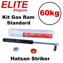 Kit Gás Ram Standard Elite Airguns 60kg Hatsan Striker 2019