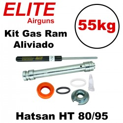 Kit Gás Ram Advanced Elite Airguns 55kg Hatsan HT 80 / 95