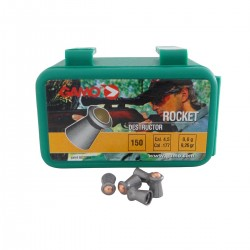 Chumbinho Gamo Rocket Destructor 4.5mm 150 Unid.